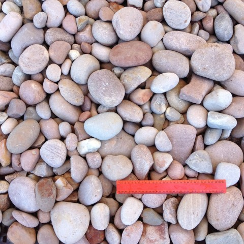 3. River Pebbles (Small)